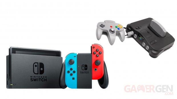 Nintendo Switch 64