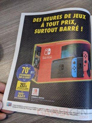 Nintendo Switch Carrefour
