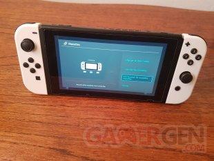 Nintendo Switch classique Joy Con 09 10 2021