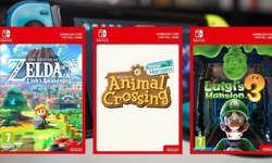 Nintendo Switch code full game