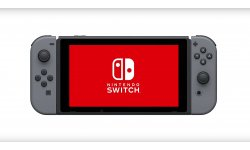 Nintendo Switch console image