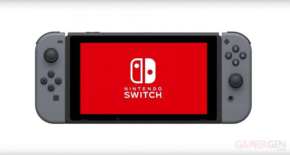 Image Nintendo Switch console image - GAMERGEN.COM
