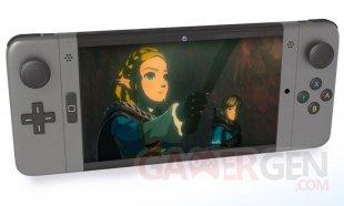 Nintendo Switch Console Pro 2 Zelda Breath of the Wild 2 image