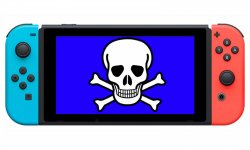 Nintendo Switch ecran bleu death image 1