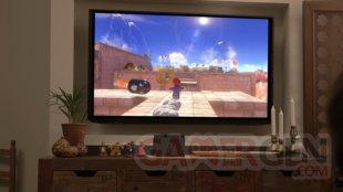 Nintendo Switch hardware head pic Mario