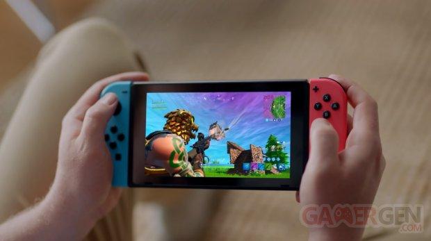Nintendo Switch hardware lifestyle pic 10