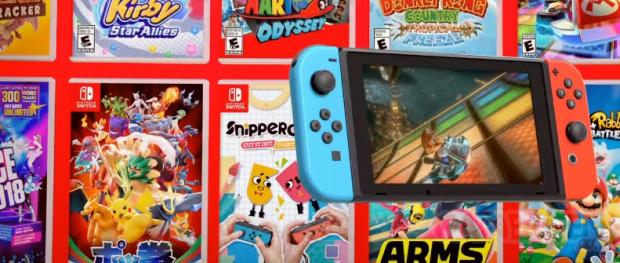 Nintendo Switch hardware lifestyle pic 11