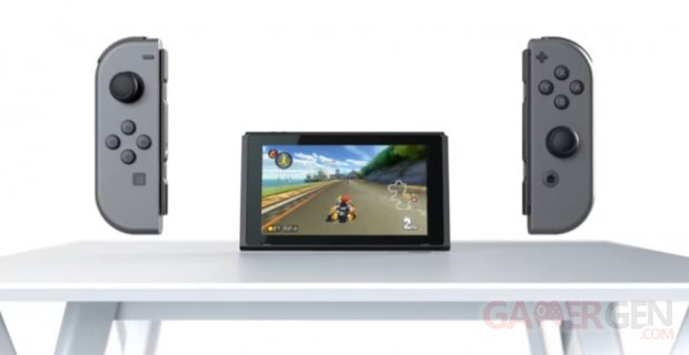 Nintendo Switch head hardware 2