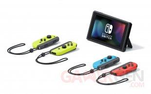 Nintendo Switch Joy Con Jaune images (10)