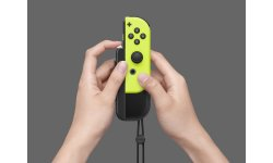 Nintendo Switch Joy Con Jaune images (14)