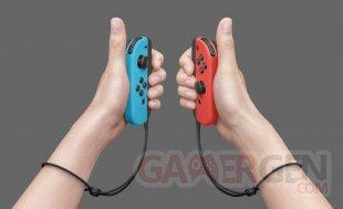 Nintendo Switch Joy Con Jaune images (19)
