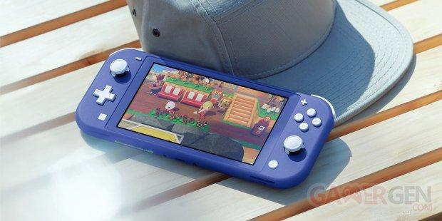 Nintendo Switch Lite Bleu (1)