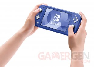 Nintendo Switch Lite Bleu (2)