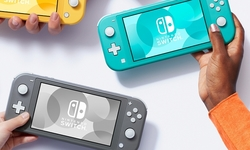 Nintendo Switch Lite Coral images console couleur annonce (3)