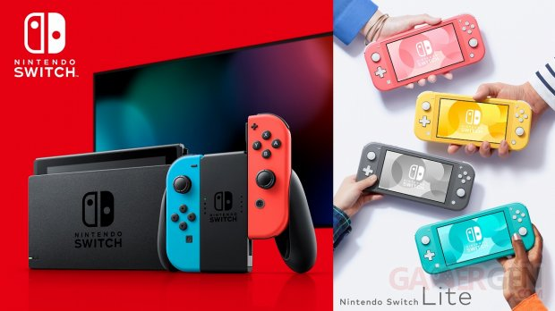 Nintendo Switch Lite Coral images console couleur annonce (5)