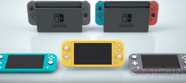 Nintendo Switch Lite hardware 0 head