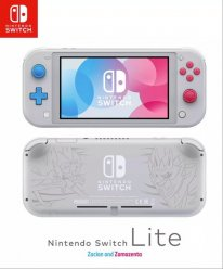 Nintendo Switch Lite hardware pokémon