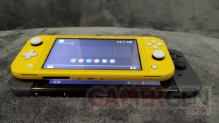Nintendo Switch Lite Photos maison Comparaison 0017
