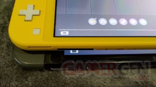 Nintendo Switch Lite Photos maison Comparaison 0018