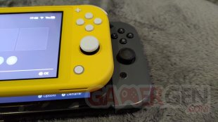Nintendo Switch Lite Photos maison Comparaison 0019
