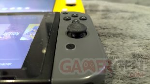 Nintendo Switch Lite Photos maison Comparaison 0021