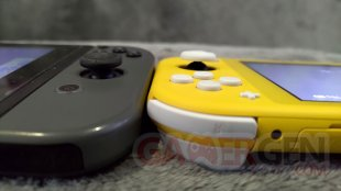 Nintendo Switch Lite Photos maison Comparaison 0023