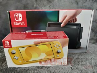 Nintendo Switch Lite Photos maison Comparaison 0053