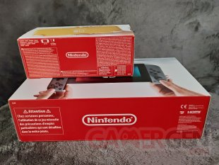 Nintendo Switch Lite Photos maison Comparaison 0056