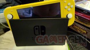 Nintendo Switch Lite Photos maison Dock 0002