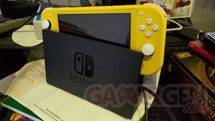 Nintendo Switch Lite Photos maison Dock 0003