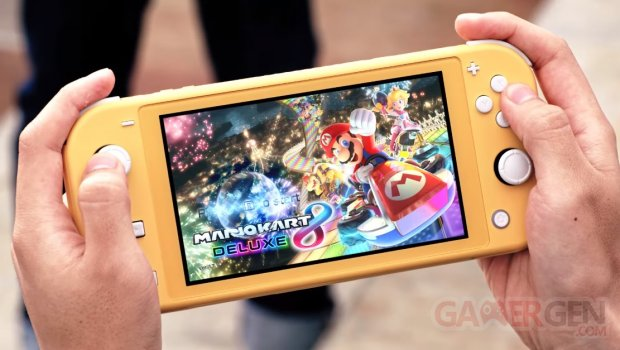 Nintendo Switch Lite pic lifestyle hardware pic 1