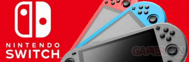 Nintendo Switch Low Cost New Modele image 1