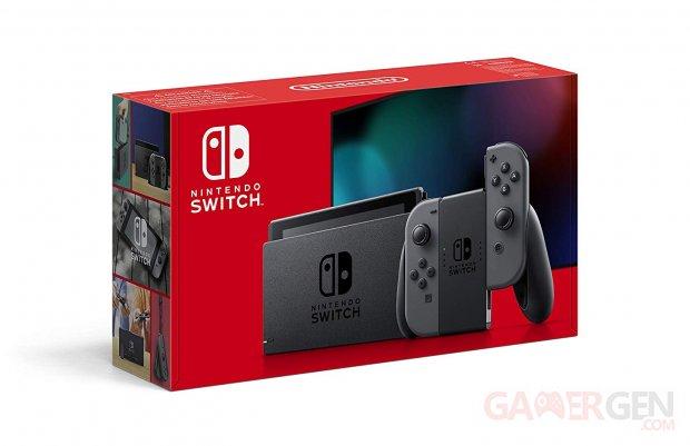 Nintendo Switch Modele image