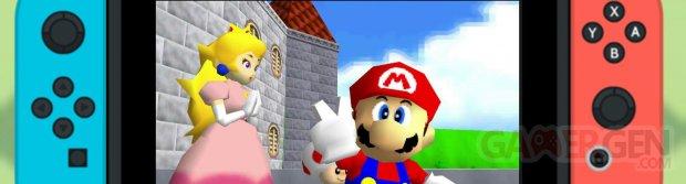Nintendo Switch N64 image