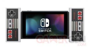 Nintendo Switch NES controller 3