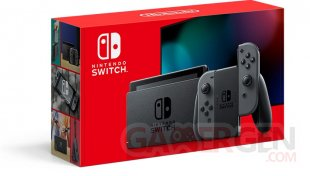 Nintendo Switch nouveau modèle 08 2019 hardware bundle 2