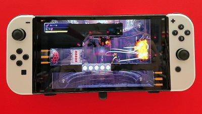 PREVIEW Switch OLED : une première approche... étonnante !