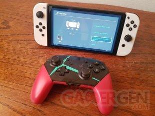 Nintendo Switch OLED Pro Controller 09 10 2021