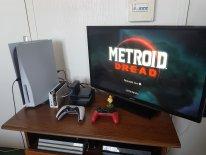 Nintendo Switch OLED Test installation 06 10 2021