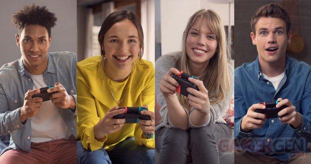 Nintendo Switch Online jeu en ligne image