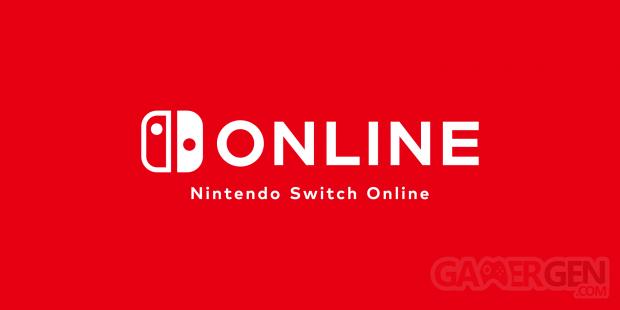Nintendo Switch Online NSO head logo banner
