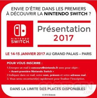 Nintendo Switch pre?sentation