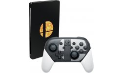Nintendo Switch Pro Controller Super Smash Bros Ultimate 2