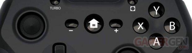 Nintendo Switch Pro manette Cyber Gasget (10)
