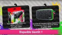 NIntendo Switch Splatoon 2 accessoire Pro Controler Console images (2)