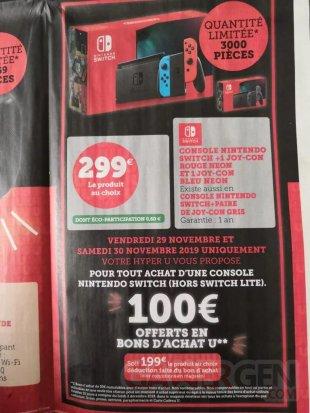 Nintendo Switch Super U
