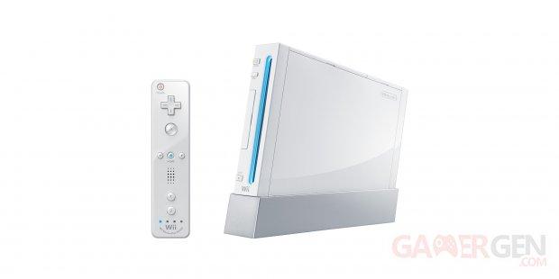 Nintendo Wii hardware console