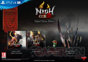 Nioh 2 Digital Deluxe Edition 30 10 2019