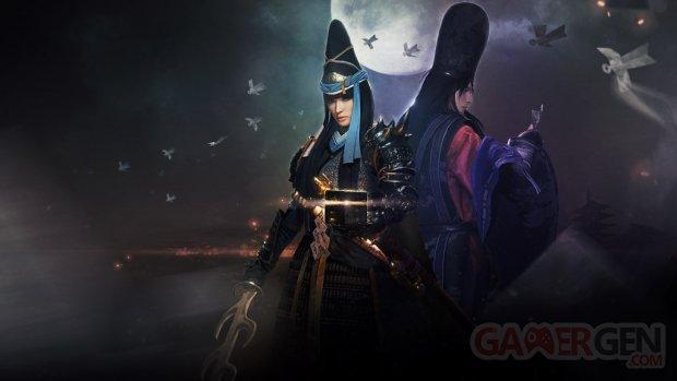 Nioh 2 Ténèbres dans la Capitale DLC screenshot 1