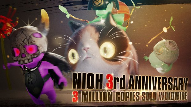 Nioh 3 millions